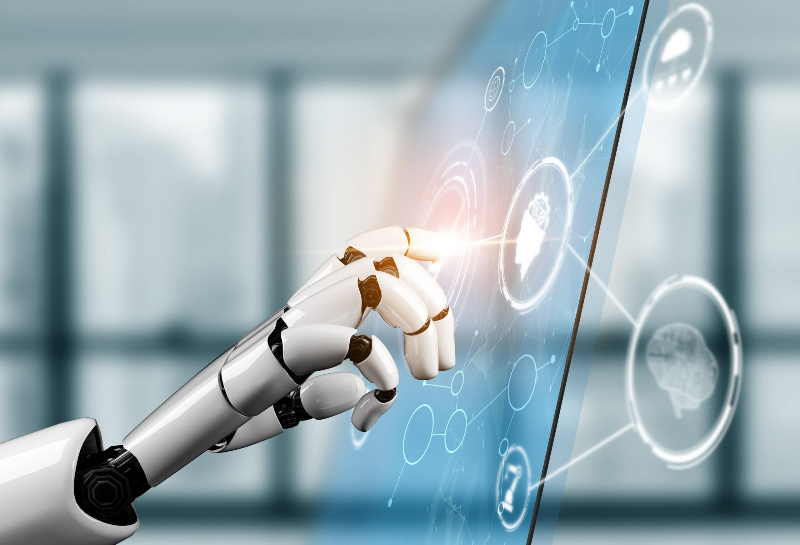 Streamline Your Business with AI Enablement and Robotic Process Automation Intersoft AI